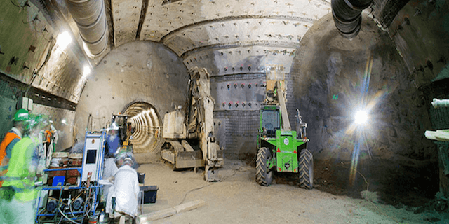 Tunnelling Comunication